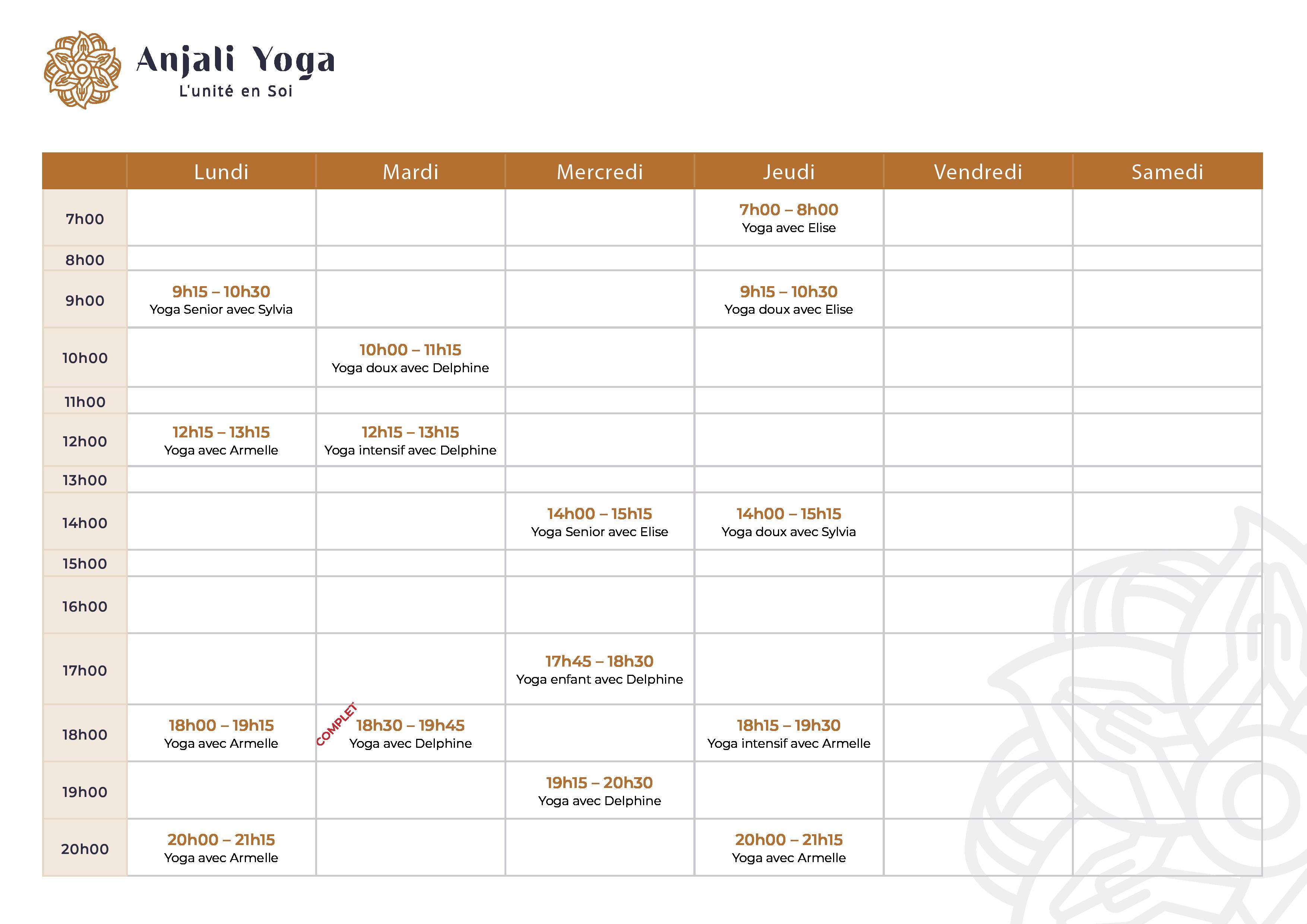 anjali yoga automne